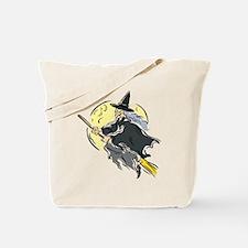 Across the Moon Tote Bag