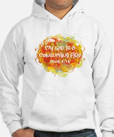Consuming Fire Hoodie
