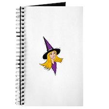 Strawberry Blonde Witch Journal