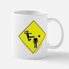 Kick in the Head Zone Mug