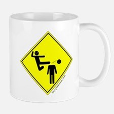 Kick in the Head Zone Small Small Mug