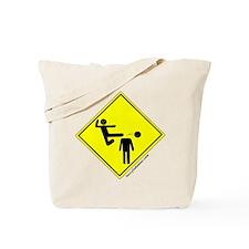 Kick in the Head Zone Tote Bag