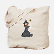 Wild Witch Tote Bag