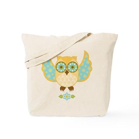 Bohemian Owl - Tote Bag