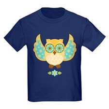 Bohemian Owl - T