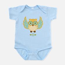 Bohemian Owl - Infant Bodysuit