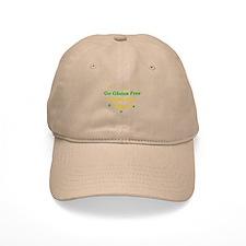 Go Gluten Free: Delete The Wheat Baseball Baseball Cap