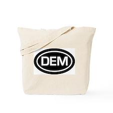DEM Democrat Tote Bag