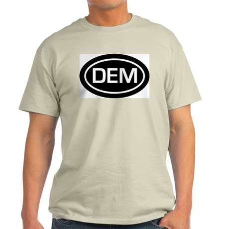 DEM Democrat Light T-Shirt