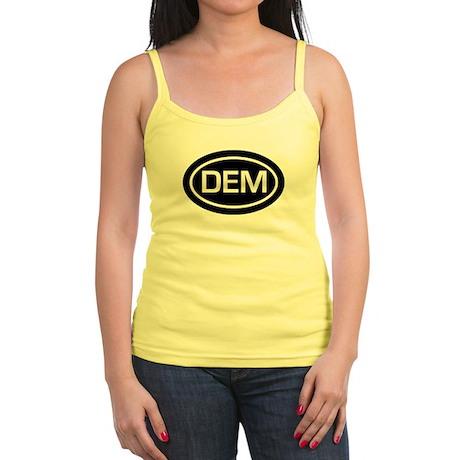 DEM Democrat Jr. Spaghetti Tank