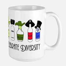Diversity 2 Mugs