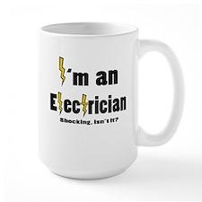 Shocking Electrician Mug