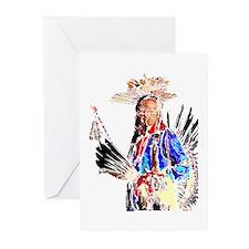 Native Spirit Greeting Cards (Pk of 10)