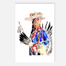Native Spirit Postcards (Package of 8)