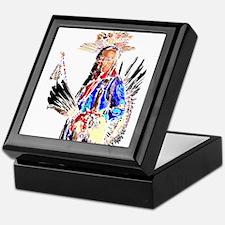 Native Spirit Keepsake Box