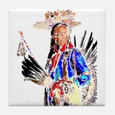 Native Spirit Tile Coaster