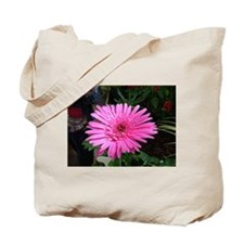 Cool Flowers color Tote Bag