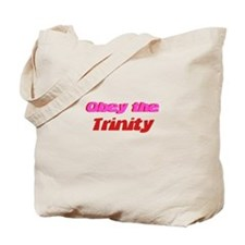 Obey the Trinity Tote Bag