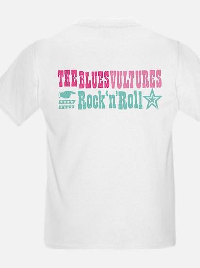 The Blues Vultures Kids T-Shirt
