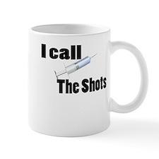 Nurse Calls Shots Small Mug
