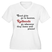Goodgirls & Redheads T-Shirt