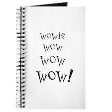 Wowie Wow! Journal