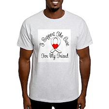 Lung Cancer (Friend) T-Shirt