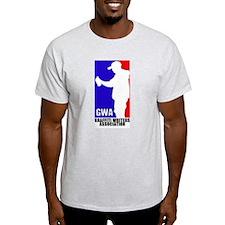 Graffiti writers association Ash Grey T-Shirt