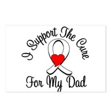 Lung Cancer (Dad) Postcards (Package of 8)