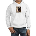 Yeh, Bite Me Hooded Sweatshirt