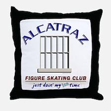 Alcatraz FSC1 Throw Pillow