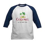 Cozumel souvenir Baseball Jersey