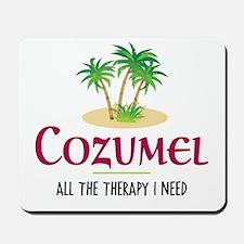 Cozumel Therapy - Mousepad