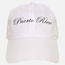 Puerto Rico Baseball Baseball Cap