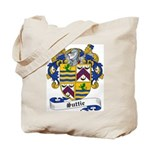 Suttie Family Crest Tote Bag