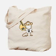 South Africa Monkey Tote Bag