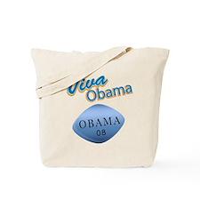 Viva Obama Tote Bag