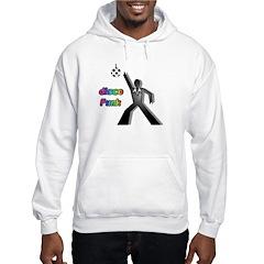 Disco Funk Hooded Sweatshirt