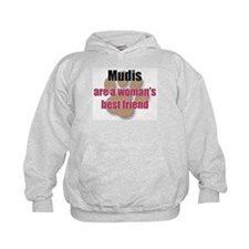 Mudis woman's best friend Hoody
