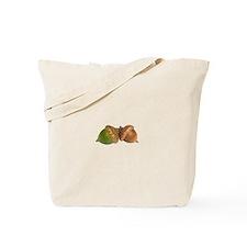 Fall Acorns Tote Bag
