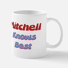 Mitchell Knows Best Mug