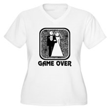 Wedding: Game Over T-Shirt