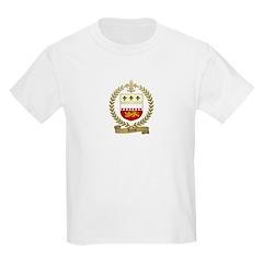 TERRIO Family Crest Kids T-Shirt