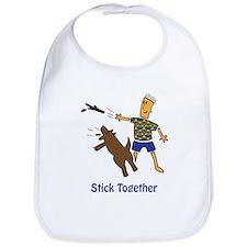 Stick Together Bib