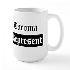 Tacoma - Represent Mug