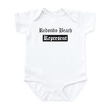 Redondo Beach - Represent Onesie