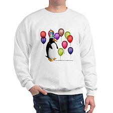 Party Animal Penguin Sweatshirt