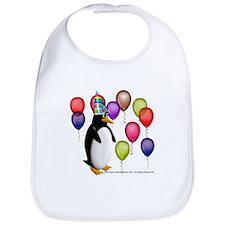 Party Animal Penguin Bib