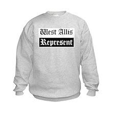 West Allis - Represent Sweatshirt