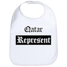 Qatar - Represent Bib
